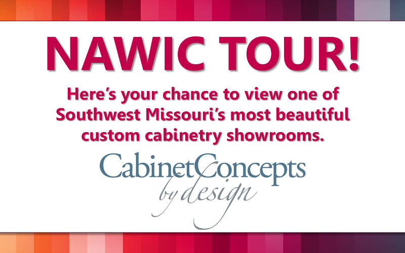 cabinet concepts tour event springfield mo 2-13-18